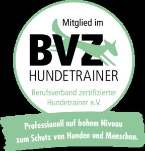 BVZ HUNDETRAINER_Logo rund_neu
